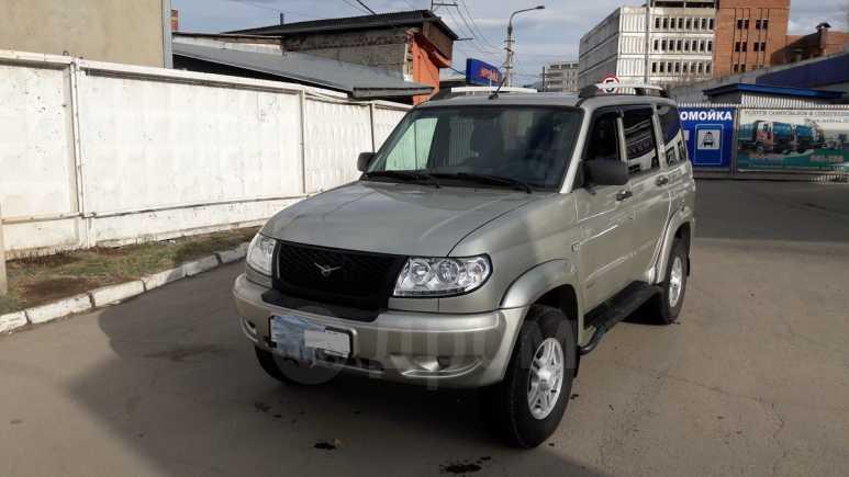 УАЗ Патриот, 2014 год, 590 000 руб.