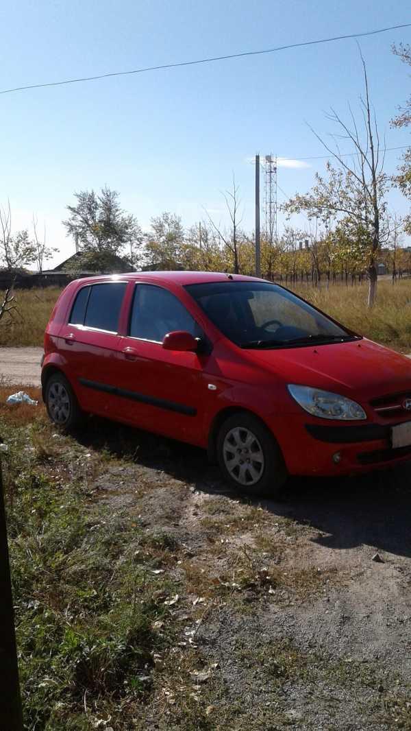 Hyundai Getz, 2007 год, 270 000 руб.