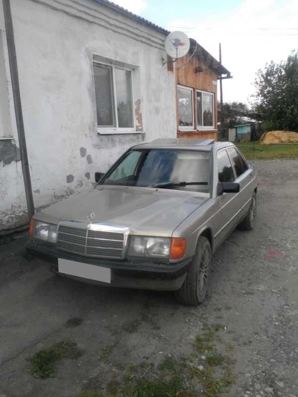 Mercedes-Benz 190, 1988 год, 115 000 руб.