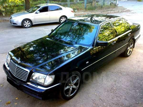 Mercedes-Benz S-Class, 1991 год, 575 000 руб.