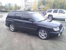 Нижневартовск Forester 1998