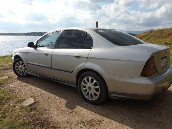 Chevrolet Evanda, 2005 год, 315 000 руб.