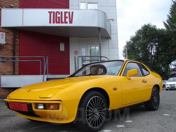Porsche 924, 1981 год, 495 000 руб.