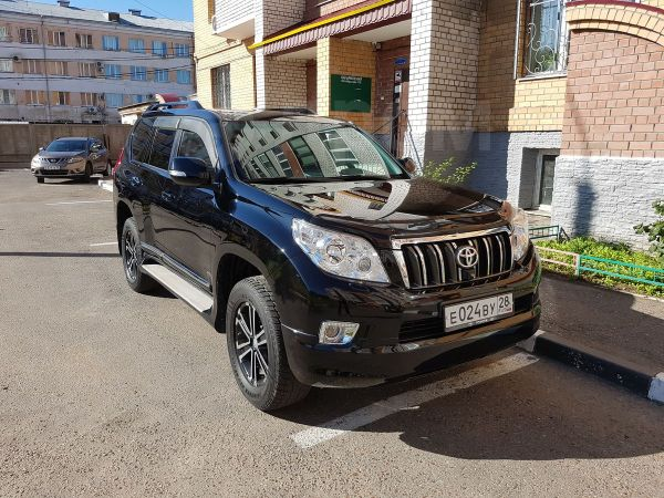 Toyota Land Cruiser Prado, 2012 год, 1 850 000 руб.