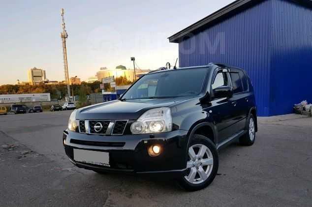Nissan X-Trail, 2007 год, 615 000 руб.