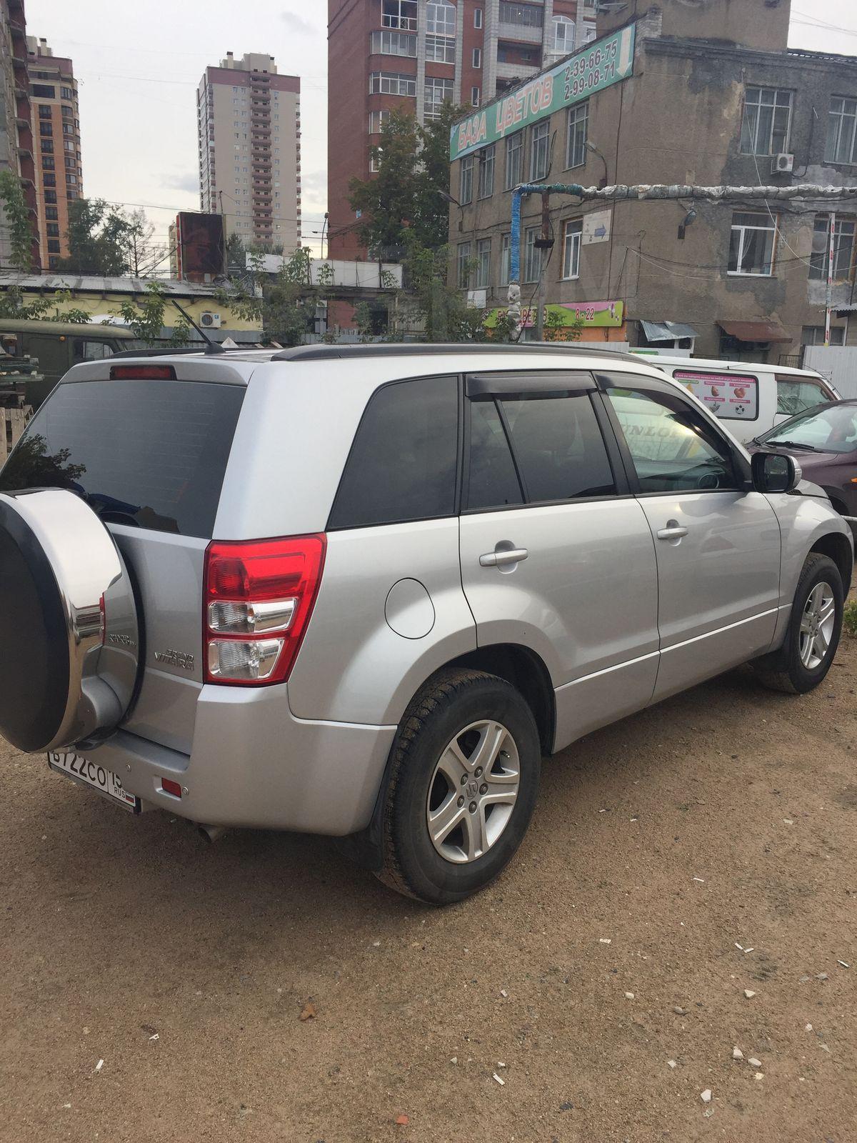 Купить Сузуки Гранд Витара в Новосибирске, обмен на легковое авто не ... cc04d1ca3ae