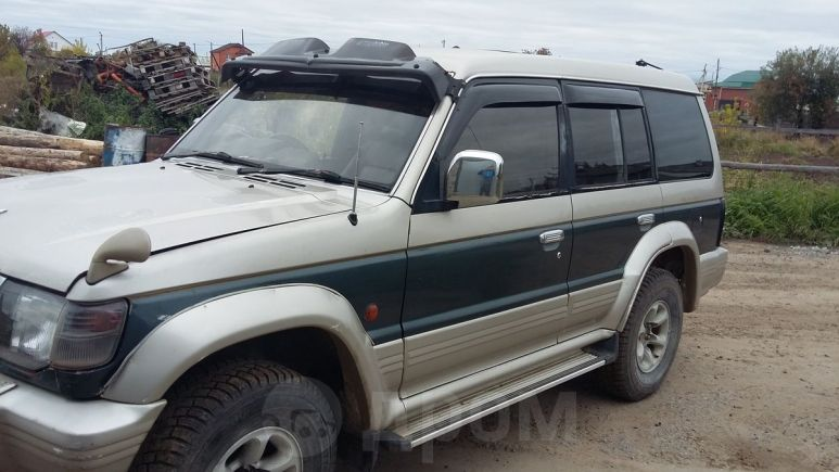 Mitsubishi Pajero, 1992 год, 210 000 руб.