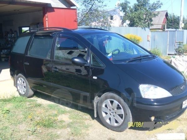Ford Galaxy, 2003 год, 365 408 руб.