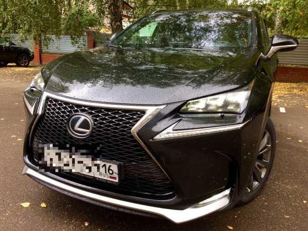 Lexus NX200t, 2015 год, 2 250 000 руб.