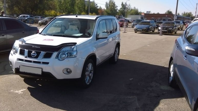 Nissan X-Trail, 2013 год, 960 000 руб.