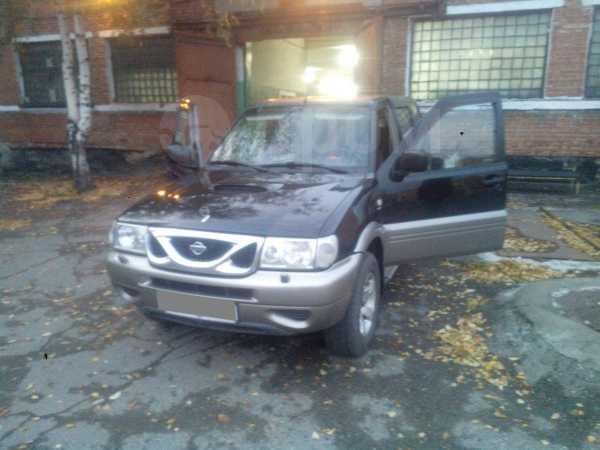 Nissan Terrano II, 2001 год, 455 000 руб.