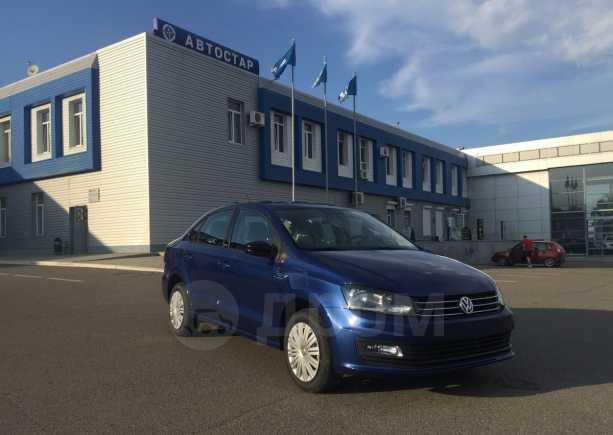 Volkswagen Polo, 2017 год, 570 000 руб.
