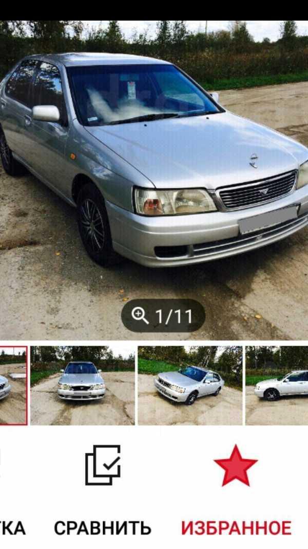 Nissan Bluebird, 2000 год, 110 000 руб.