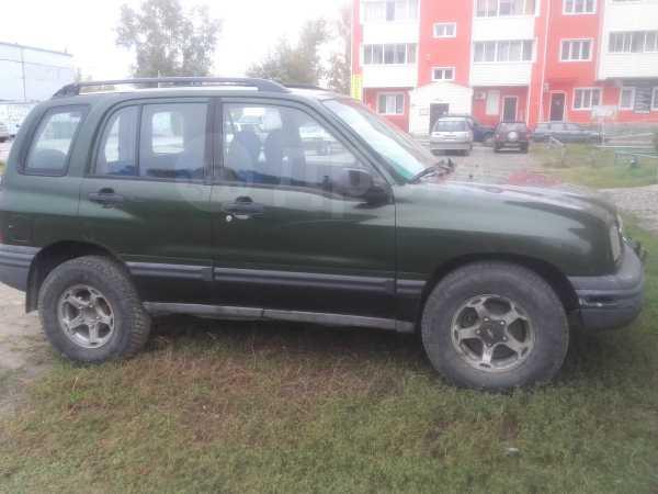 Chevrolet Tracker, 2000 год, 200 000 руб.