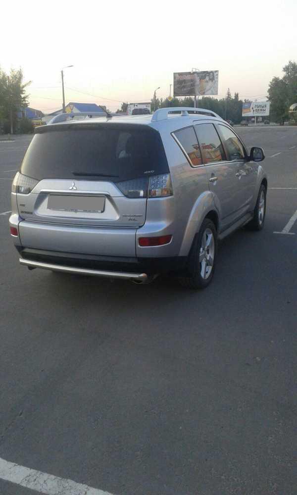 Mitsubishi Outlander, 2008 год, 670 000 руб.