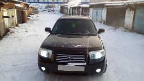 Усть-Кут Forester 2007