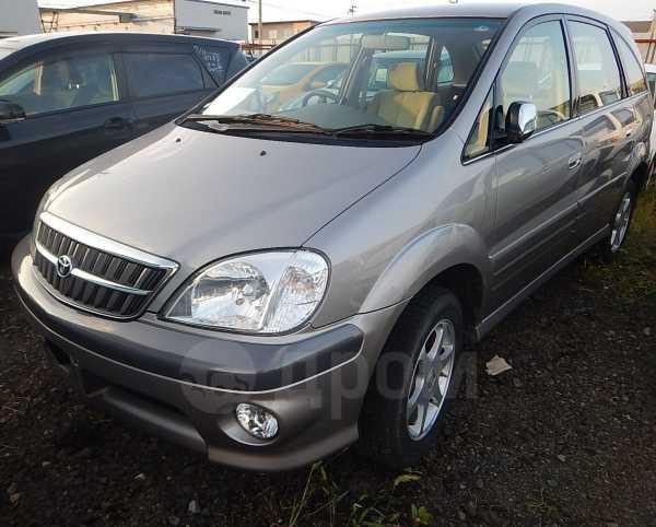 Toyota Nadia, 2002 год, 210 000 руб.