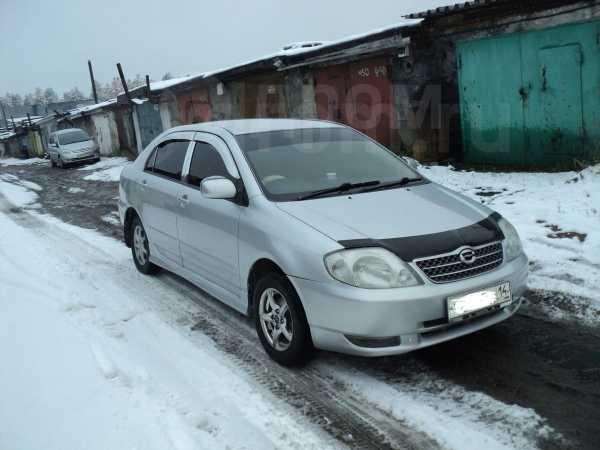 Toyota Corolla, 2000 год, 215 000 руб.
