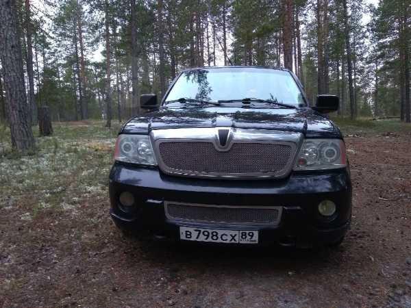 Lincoln Navigator, 2003 год, 950 000 руб.