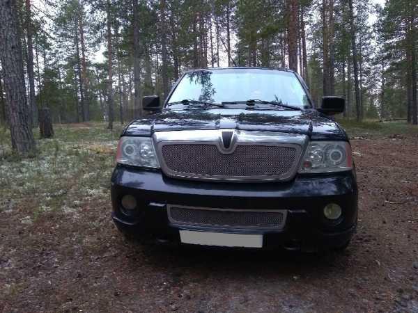 Lincoln Navigator, 2003 год, 600 000 руб.