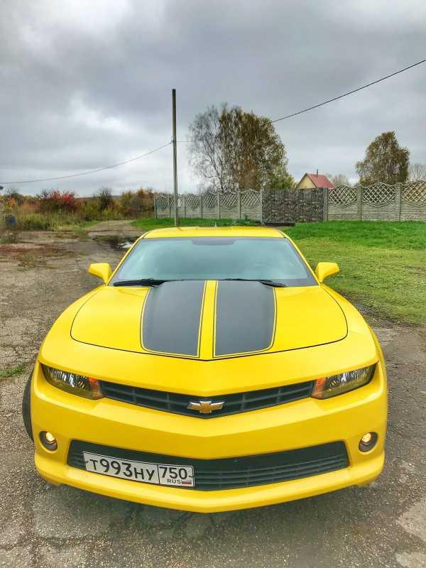 Chevrolet Camaro, 2013 год, 2 100 000 руб.
