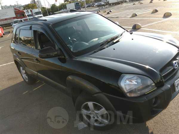 Hyundai Tucson, 2004 год, 430 000 руб.