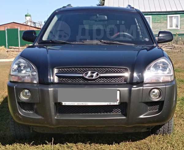 Hyundai Tucson, 2007 год, 558 000 руб.