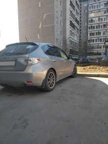 Екатеринбург Импреза 2008