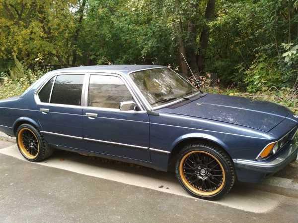 BMW 7-Series, 1979 год, 100 000 руб.