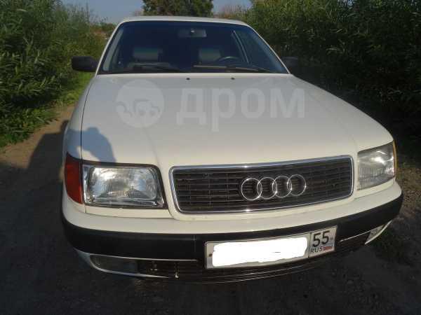 Audi 100, 1993 год, 170 000 руб.