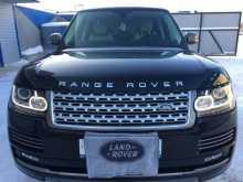 Нижневартовск Range Rover 2013