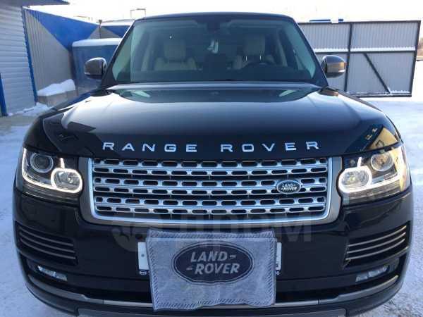 Land Rover Range Rover, 2013 год, 3 300 000 руб.