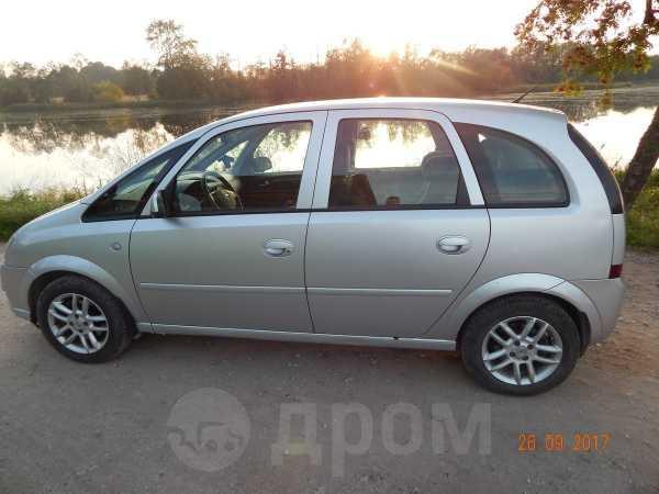 Opel Meriva, 2007 год, 253 000 руб.