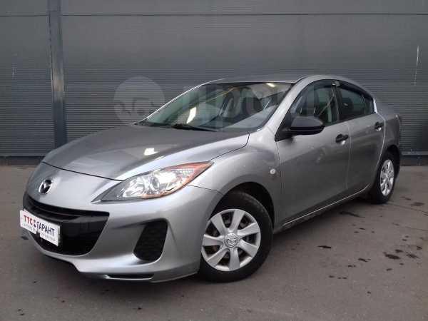 Mazda Mazda3, 2012 год, 551 000 руб.
