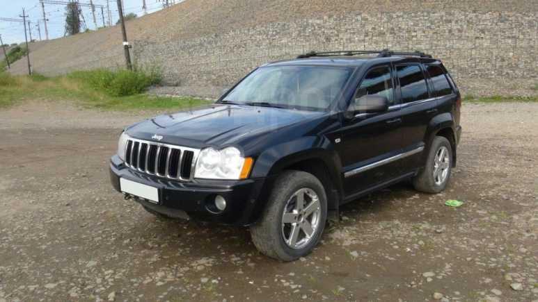 Jeep Grand Cherokee, 2007 год, 850 000 руб.
