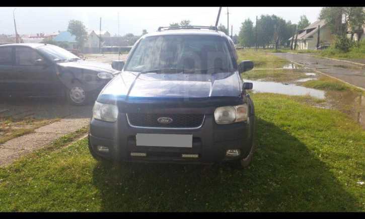 Ford Escape, 2004 год, 390 000 руб.
