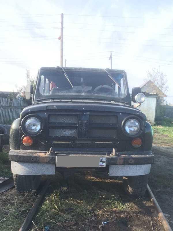 УАЗ 469, 1981 год, 55 000 руб.