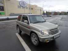 Mitsubishi Pajero IO, 2001 г., Челябинск
