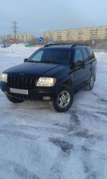 Jeep Grand Cherokee, 2000 г., Новосибирск