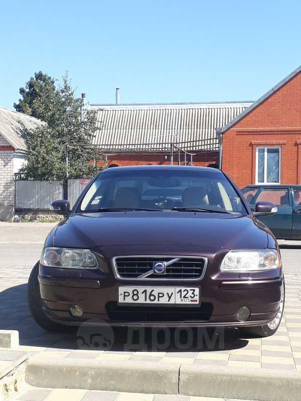 Volvo S60, 2007 год, 500 000 руб.