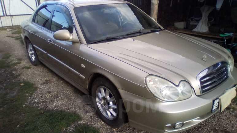Hyundai Sonata, 2005 год, 180 000 руб.