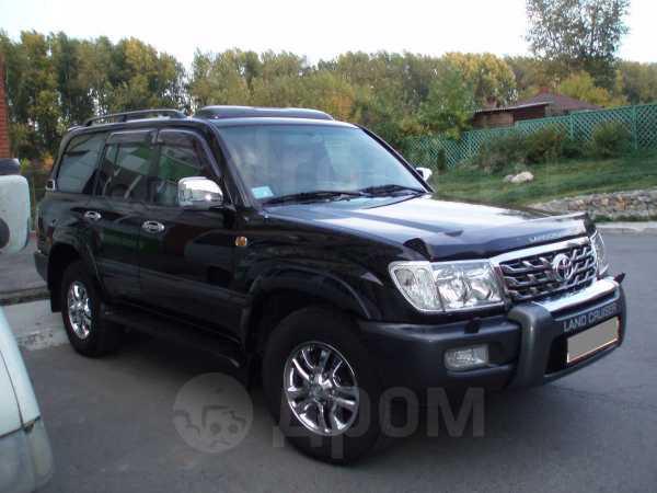 Toyota Land Cruiser, 2006 год, 1 800 000 руб.