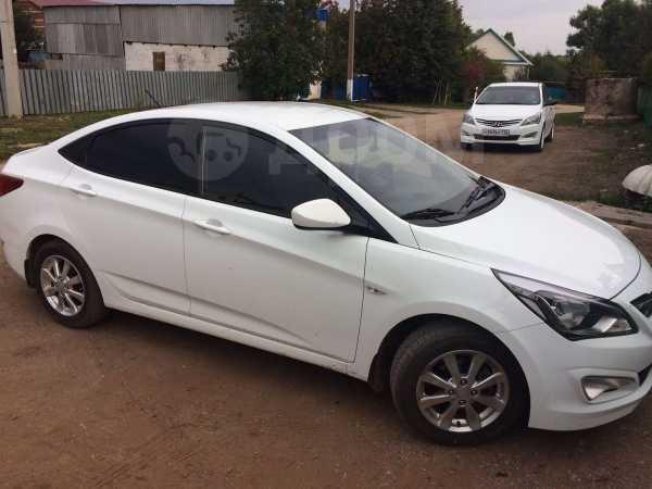Hyundai Solaris, 2015 год, 520 000 руб.