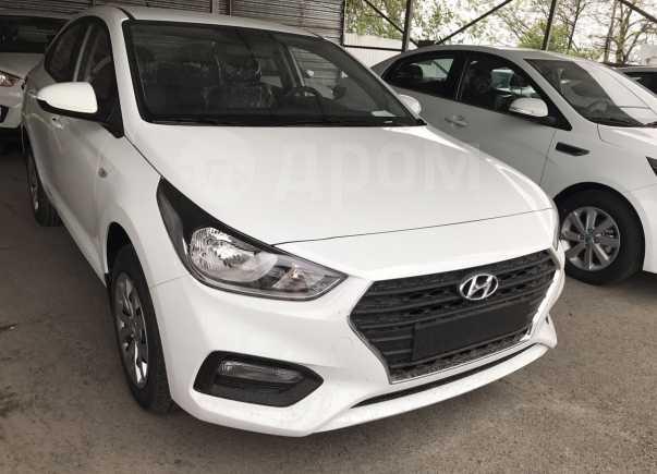 Hyundai Solaris, 2017 год, 699 999 руб.