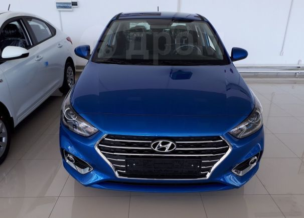 Hyundai Solaris, 2017 год, 795 000 руб.