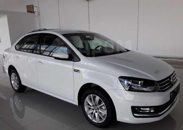 Volkswagen Polo, 2017 год, 690 000 руб.