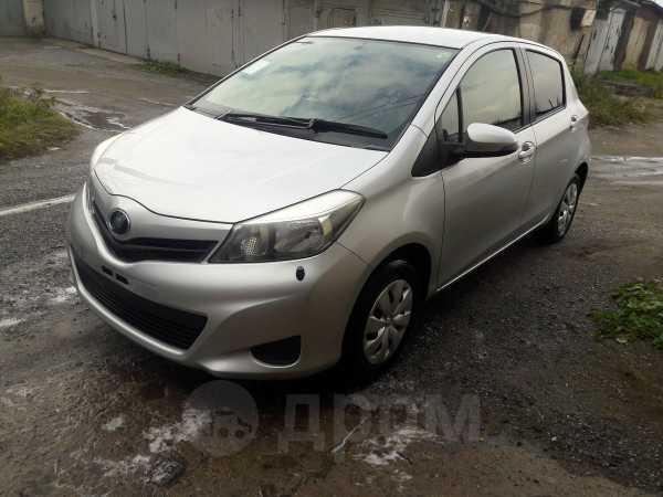 Toyota Vitz, 2011 год, 449 000 руб.