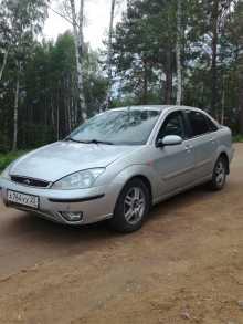 Белокуриха Форд Фокус 2003