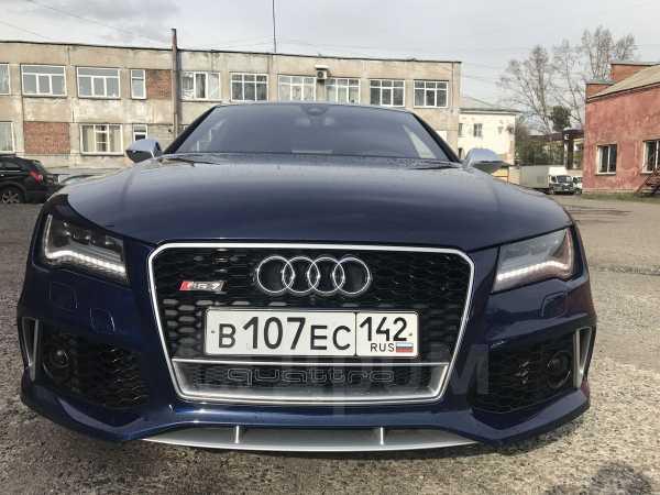 Audi RS7, 2014 год, 3 750 000 руб.