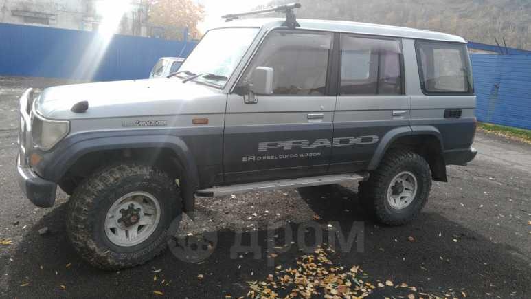 Toyota Land Cruiser Prado, 1994 год, 650 000 руб.